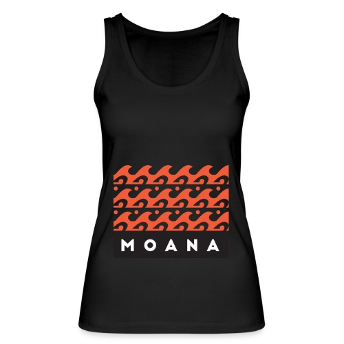 Moana means Spirit of the Ocean by Te-Moana - Frauen Bio Tank Top von Stanley & Stella