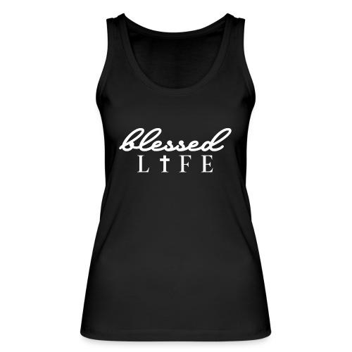Blessed Life - Jesus Christlich - Frauen Bio Tank Top von Stanley & Stella