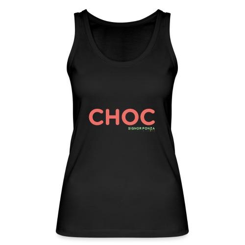 CHOC - Top ecologico da donna di Stanley & Stella