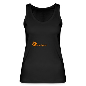 Logo DomesSport Orange noBg - Frauen Bio Tank Top von Stanley & Stella