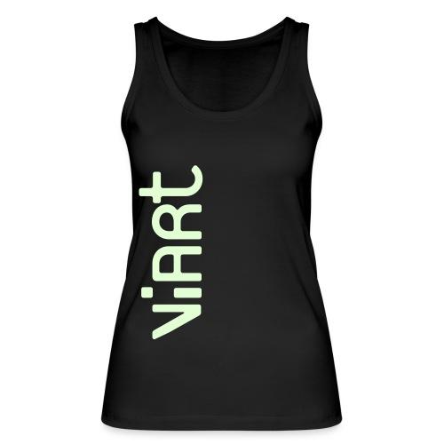 ViArt Logo - Frauen Bio Tank Top von Stanley & Stella