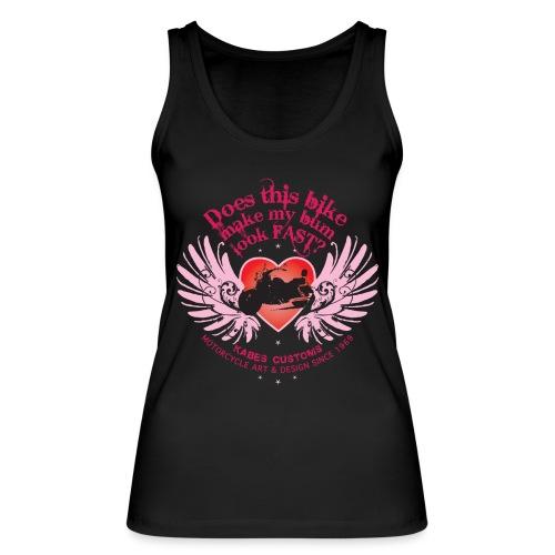 Kabes Fast Bum T-Shirt - Women's Organic Tank Top by Stanley & Stella