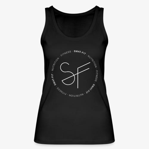 SMAT FIT NUTRITION & FITNESS FEMME - Camiseta de tirantes ecológica mujer de Stanley & Stella