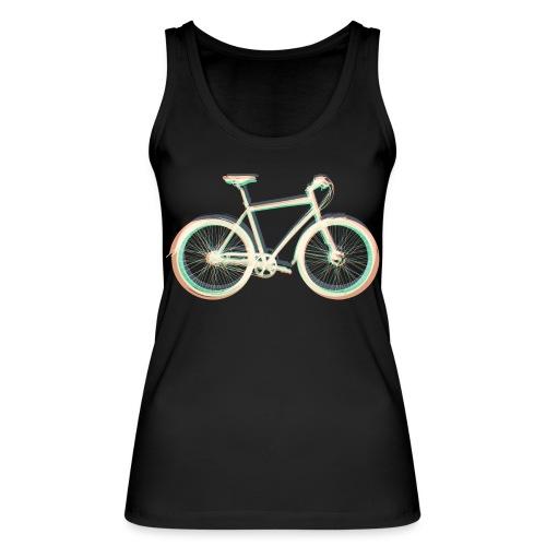 Fahrrad Bike Outdoor Fun Radsport Radtour Freiheit - Women's Organic Tank Top by Stanley & Stella