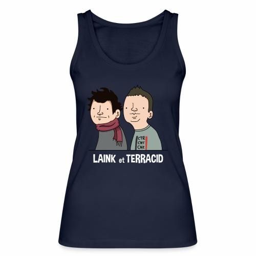 Laink et Terracid - Débardeur bio Femme