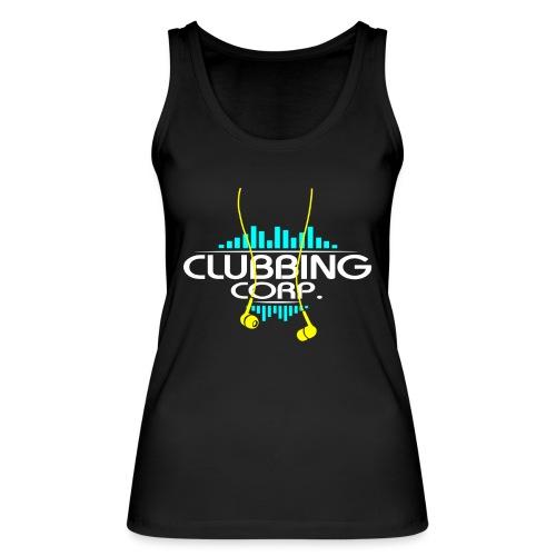 Clubbing Corp. by Florian VIRIOT - Débardeur bio Femme