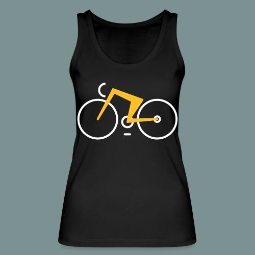Bikes against cancer - Økologisk Stanley & Stella tanktop til damer