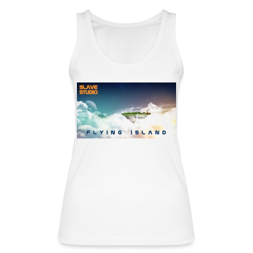 flying island - Top ecologico da donna di Stanley & Stella