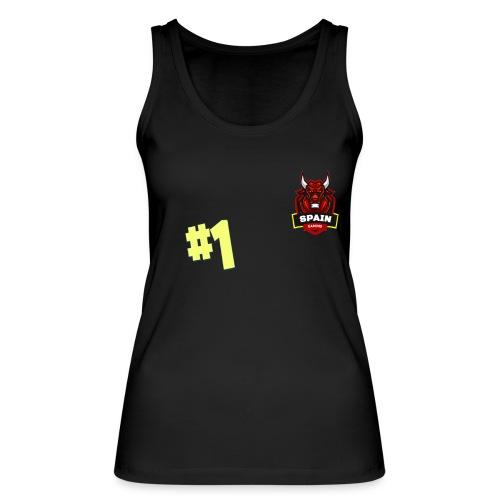 Top 1 - Camiseta de tirantes ecológica mujer de Stanley & Stella