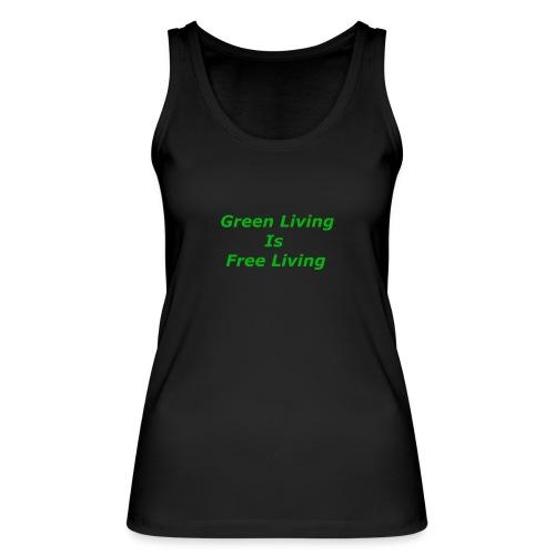 Green Living - Økologisk Stanley & Stella tanktop til damer
