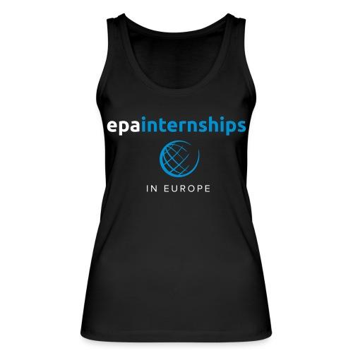 EPA Logo White - Women's Organic Tank Top by Stanley & Stella