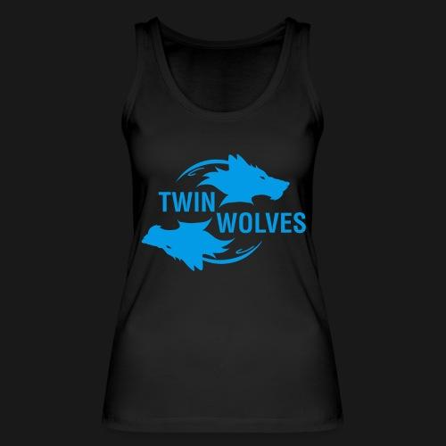 Twin Wolves Studio - Top ecologico da donna di Stanley & Stella