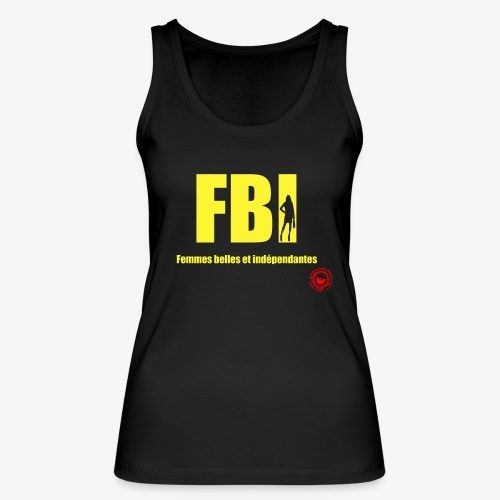 FBI - Women's Organic Tank Top by Stanley & Stella