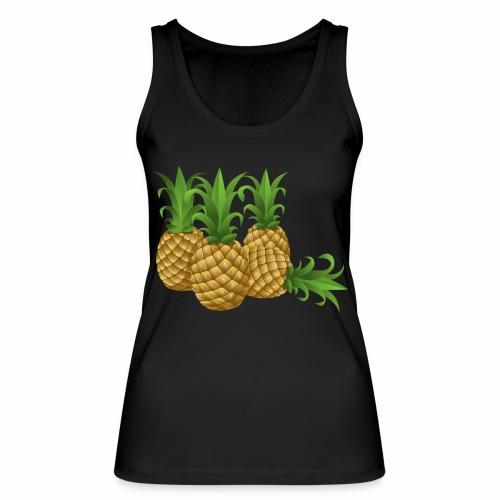 Ananas - Frauen Bio Tank Top von Stanley & Stella