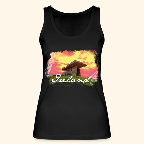 Ireland T Shirts - Frauen Bio Tank Top von Stanley & Stella