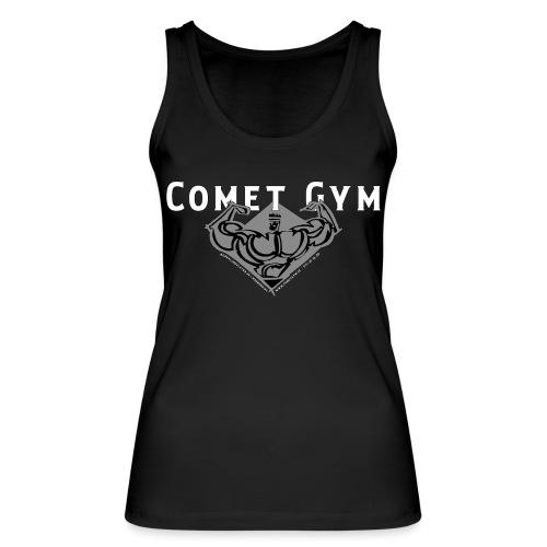 Comet Gym Icon logo 2021 r5 1 - Ekologisk tanktopp dam från Stanley & Stella