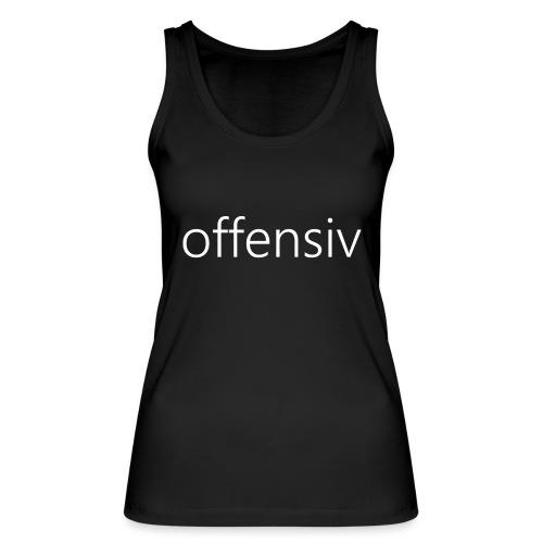 offensiv t-shirt (børn) - Økologisk Stanley & Stella tanktop til damer