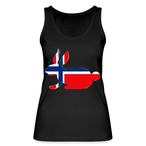 norwegian bunny - Women's Organic Tank Top by Stanley & Stella