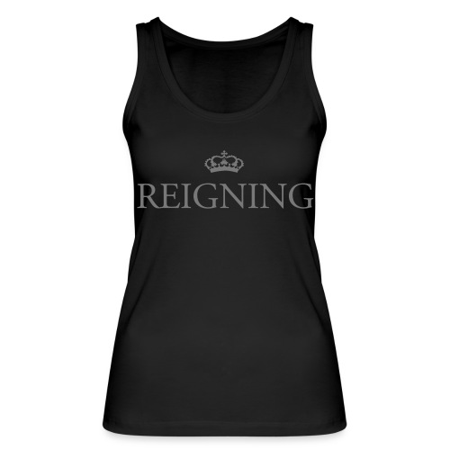 Gin O'Clock Reigning - Women's Organic Tank Top by Stanley & Stella