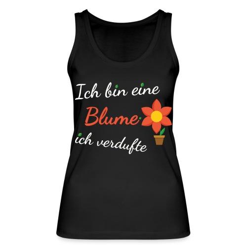 Blume Garten Gärtner Florist Shirt Geschenk - Frauen Bio Tank Top von Stanley & Stella