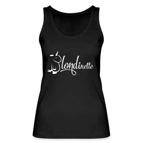 Blondinette - Débardeur bio Femme