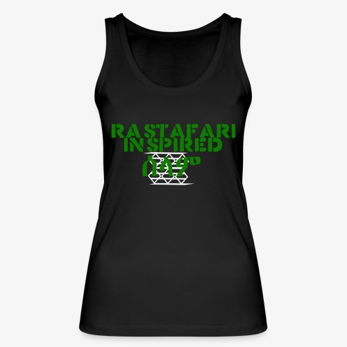 Inspired Rastafari - Women's Organic Tank Top by Stanley & Stella