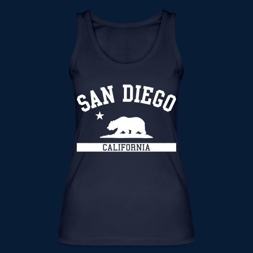 San Diego - Frauen Bio Tank Top von Stanley & Stella