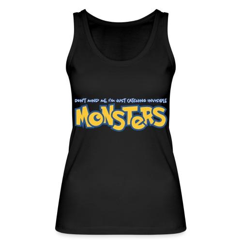 Monsters - Women's Organic Tank Top by Stanley & Stella