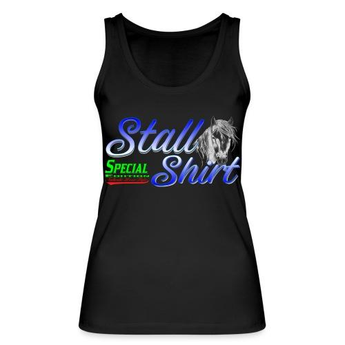Special Edition Stall Shirt Reiten Geschenkidee - Frauen Bio Tank Top von Stanley & Stella