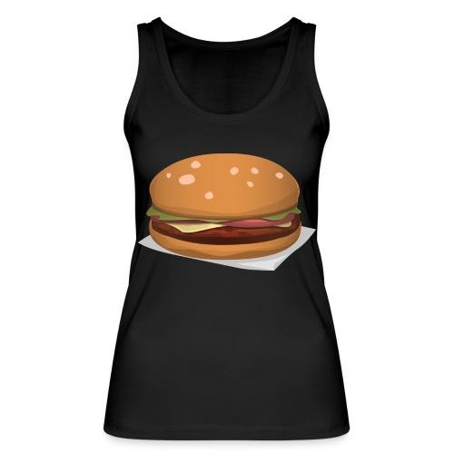hamburger-576419 - Top ecologico da donna di Stanley & Stella