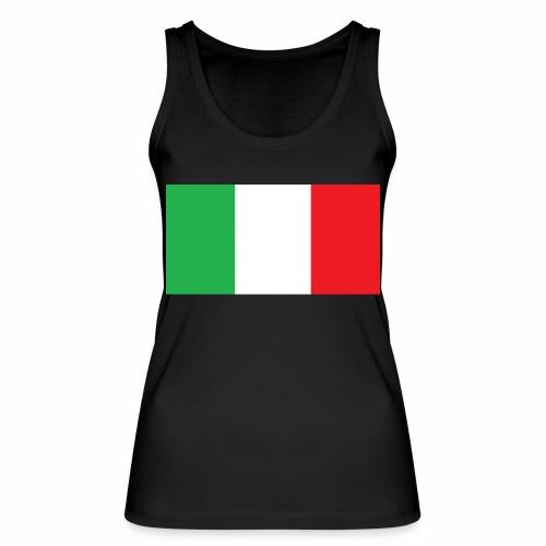 Italien Fußball - Frauen Bio Tank Top von Stanley & Stella
