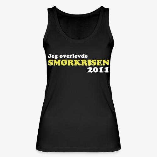 Smørkrise 2011 - Norsk - Økologisk singlet for kvinner fra Stanley & Stella