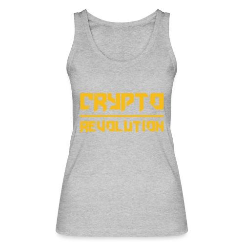 Crypto Revolution III - Women's Organic Tank Top by Stanley & Stella