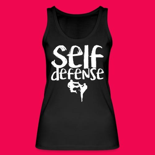 Self Defense 1.0 - Frauen Bio Tank Top von Stanley & Stella