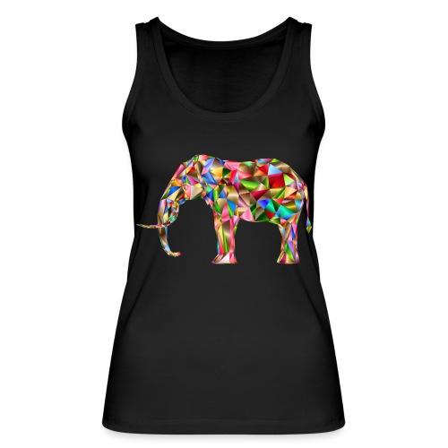 Gestandener Elefant - Frauen Bio Tank Top von Stanley & Stella