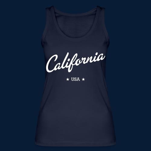 California - Frauen Bio Tank Top von Stanley & Stella