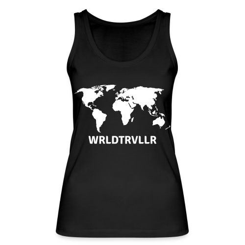 Worldtraveller - Frauen Bio Tank Top von Stanley & Stella
