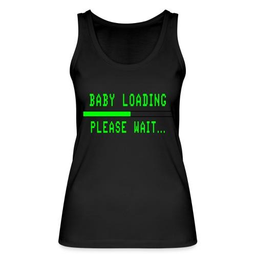 Baby Loading - Stanley & Stellan naisten luomutanktoppi