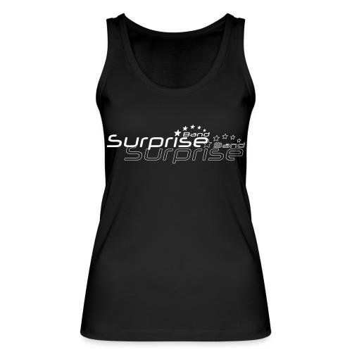 Logo Suprise Band mit Cut-Out - Frauen Bio Tank Top von Stanley & Stella