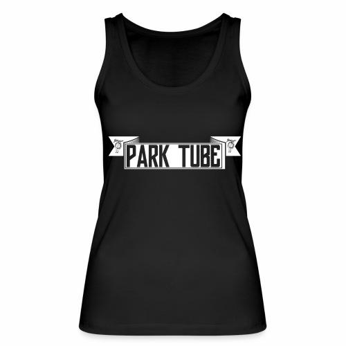 ParkTube Banner weiss - Frauen Bio Tank Top von Stanley & Stella