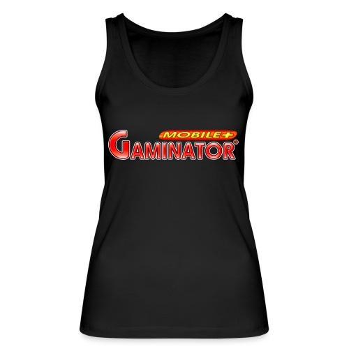 Gaminator logo - Women's Organic Tank Top by Stanley & Stella