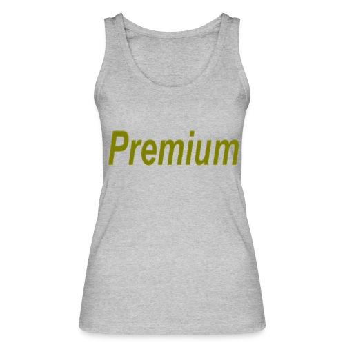 Premium - Women's Organic Tank Top by Stanley & Stella