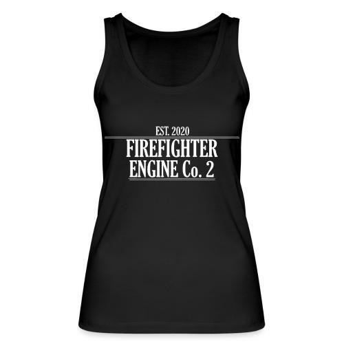 Firefighter ENGINE Co 2 - Økologisk Stanley & Stella tanktop til damer