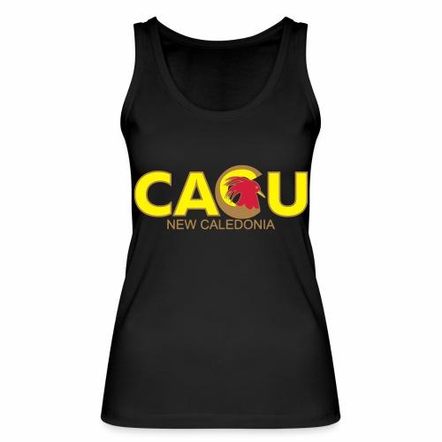 Cagu New Caldeonia - Débardeur bio Femme