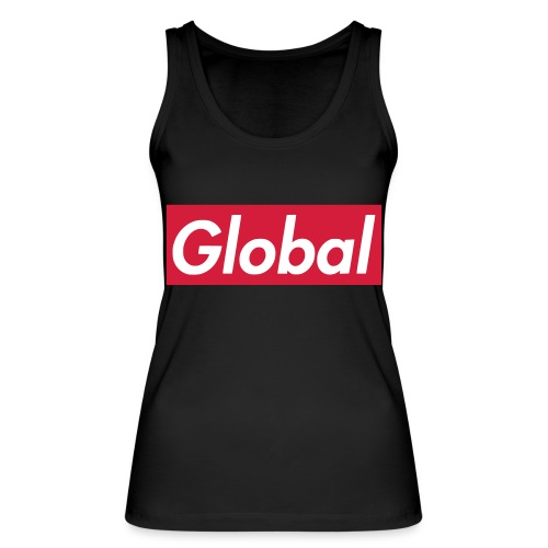 Global - Frauen Bio Tank Top von Stanley & Stella