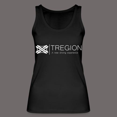 Tregion Logo wide - Women's Organic Tank Top by Stanley & Stella