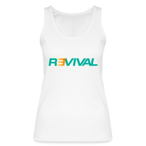 revival - Women's Organic Tank Top by Stanley & Stella