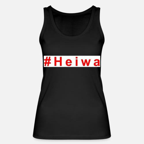 Heiwa - Débardeur bio Femme