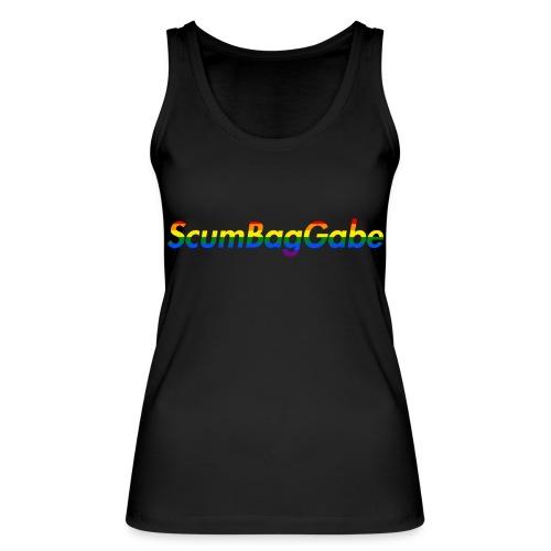 ScumBagGabe Multi Logo XL - Women's Organic Tank Top by Stanley & Stella