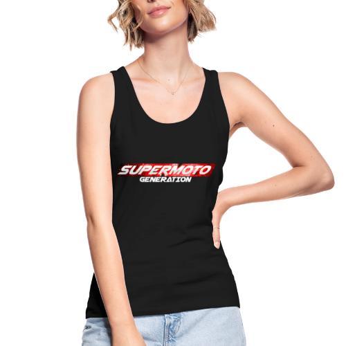 Supermoto Generation Hoodie - Frauen Bio Tank Top von Stanley & Stella